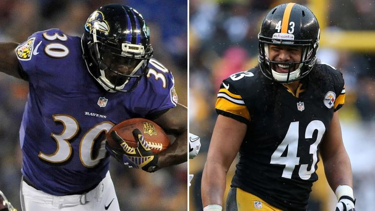 Week 9, Sun., Nov. 2: Ravens at Steelers