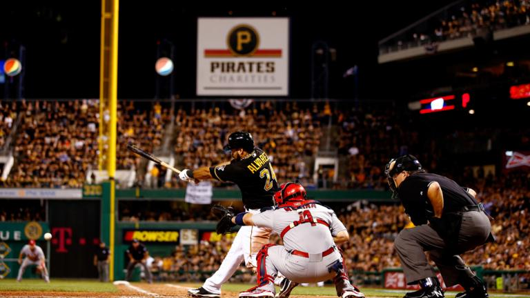 NLDS Game 3: Pirates 5, Cardinals 3