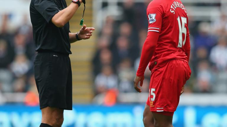 Newcastle United 2, Liverpool 2
