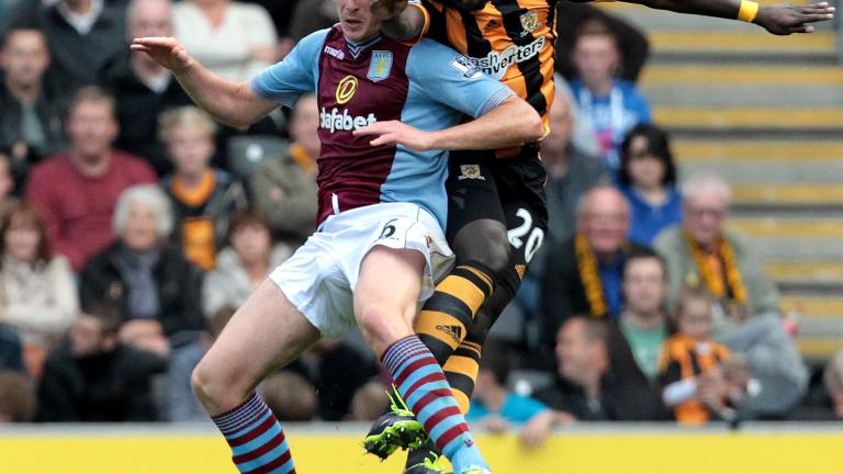 Aston Villa 3, Hull City 1