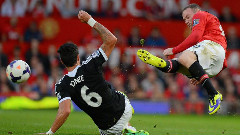 Manchester United 1, Southampton 1