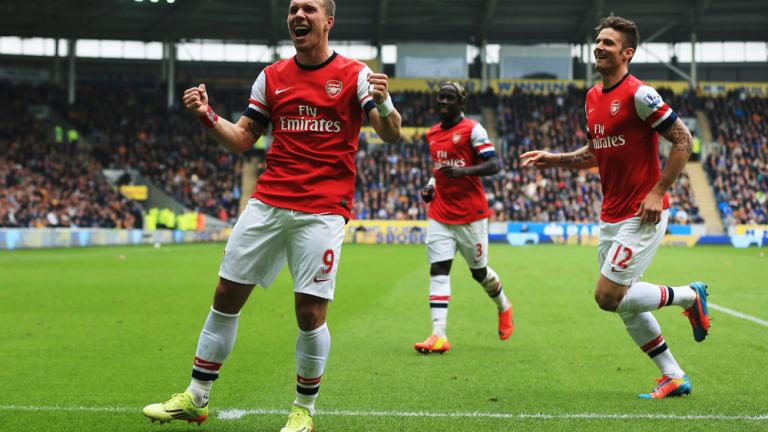 Arsenal 3, Hull City 0