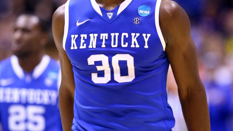 Julius Randle, Kentucky Wildcats