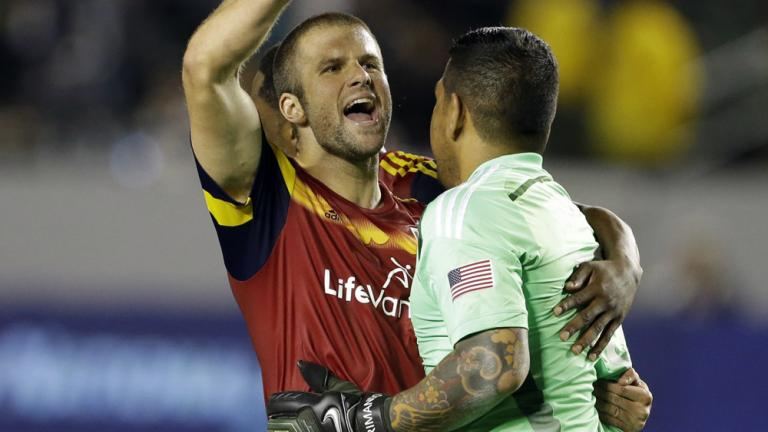 Real Salt Lake 1, L.A. Galaxy 0