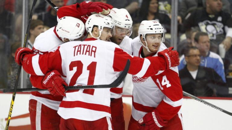 (2) Detroit Red Wings: Wild Card East