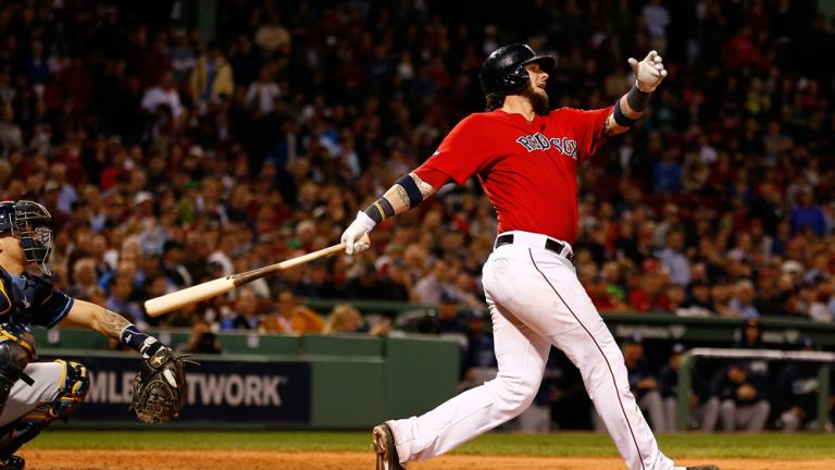 ALDS Game 1: Red Sox 12, Rays 2