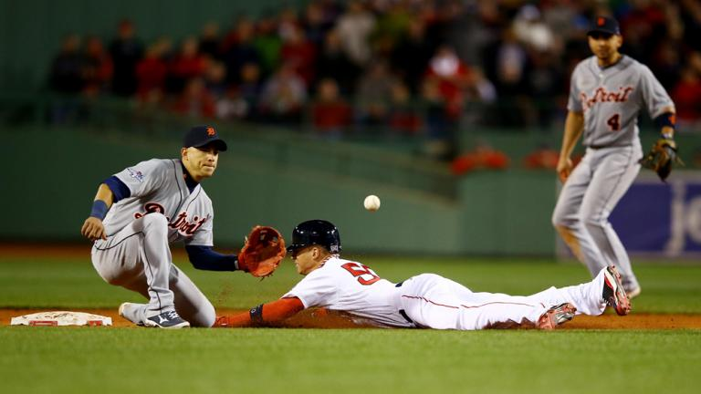 ALCS Game 1: Tigers 1, Red Sox 0