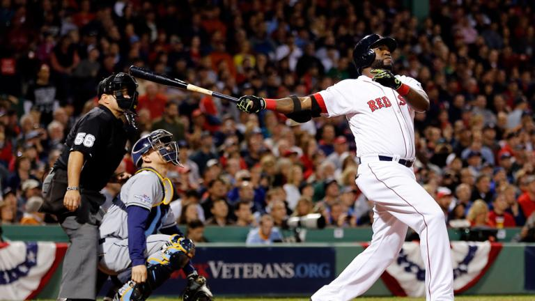 ALDS Game 2: Red Sox 7, Rays 4