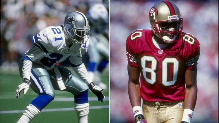 from Brendan gay jerry rice