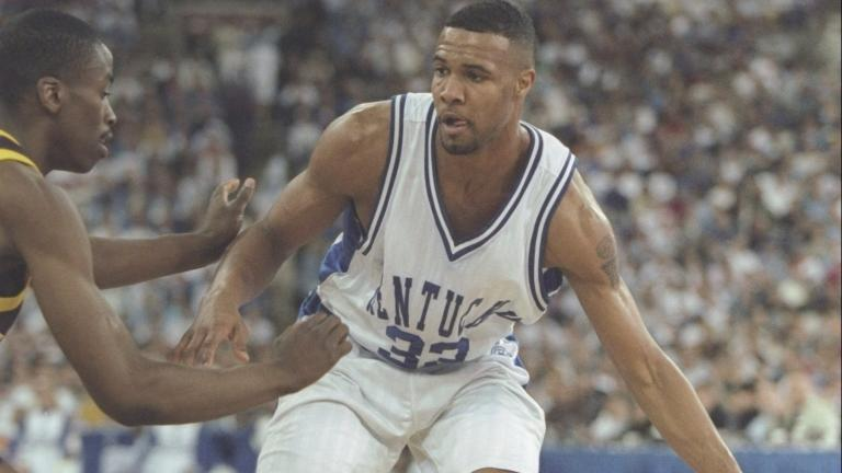 Ron Mercer, Kentucky Wildcats, 1995-97