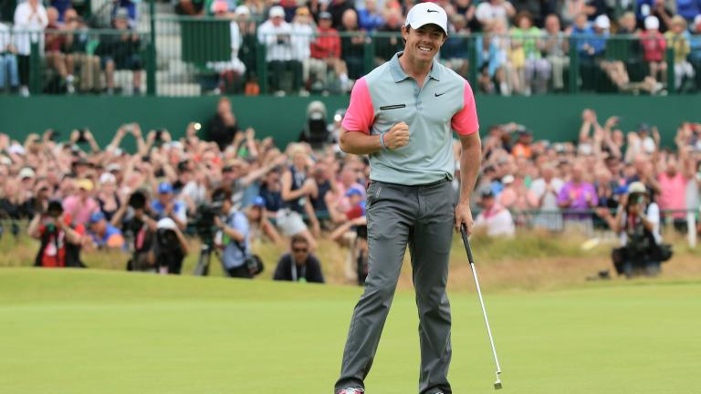 Outright leader after every round
