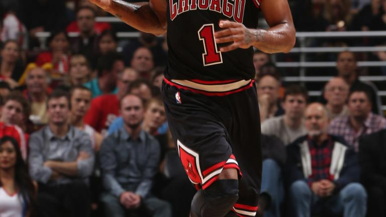 How will Derrick Rose come back?
