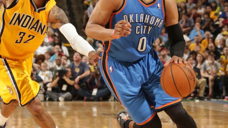 Russell Westbrook, Guard, Oklahoma City Thunder