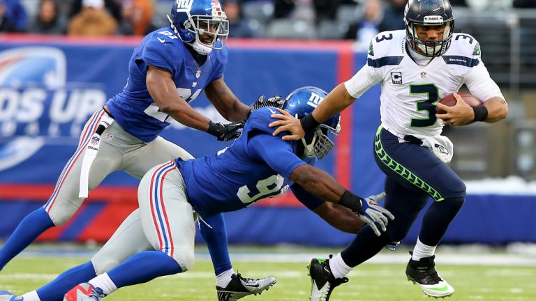 Seahawks 23, Giants 0