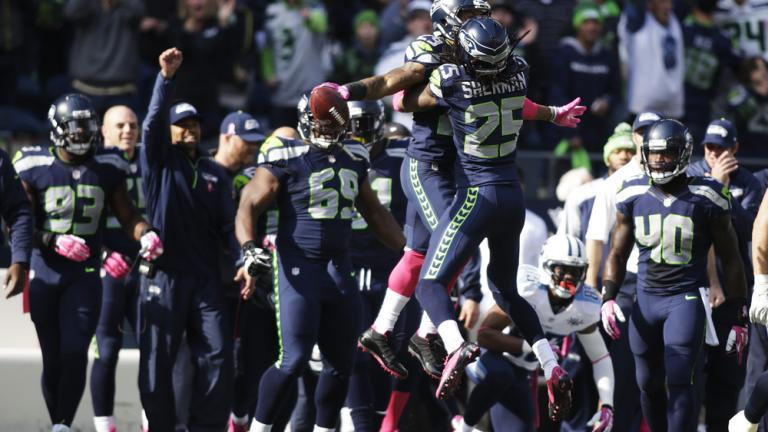 Seattle 20, Tennessee 13