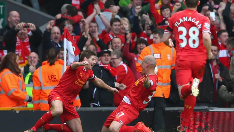 Liverpool 3, Manchester City 2