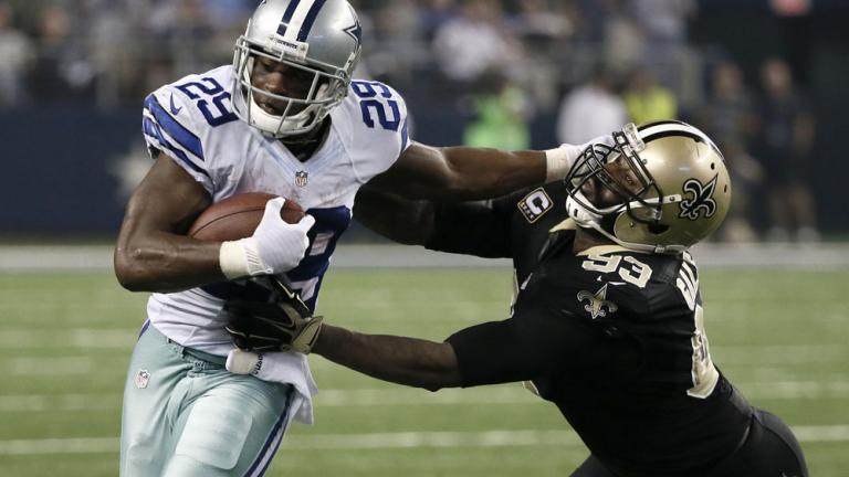Cowboys 38, Saints 17