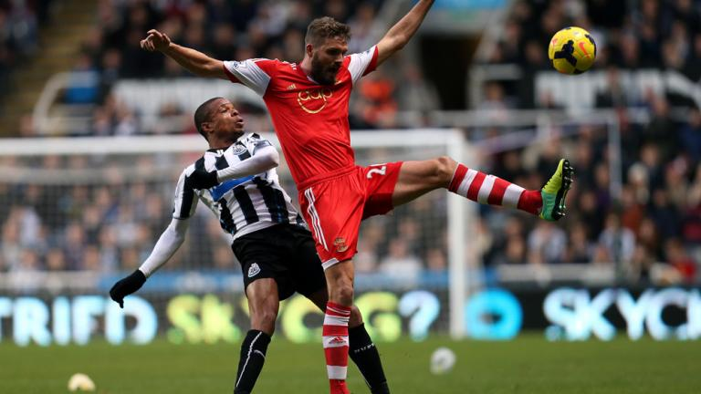 Newcastle United 1, Southampton 1