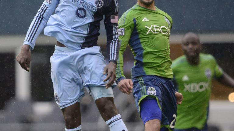 Seattle Sounders 1, Sporting Kansas City 0