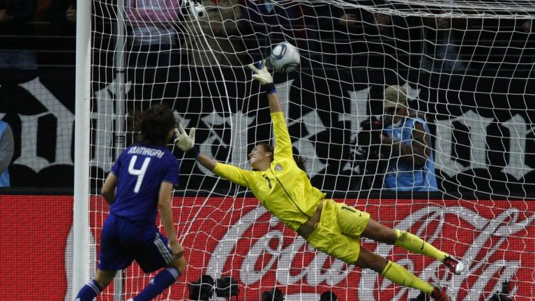 Final: Japan 2, United States 2 (Japan wins 3-1 in shootout)