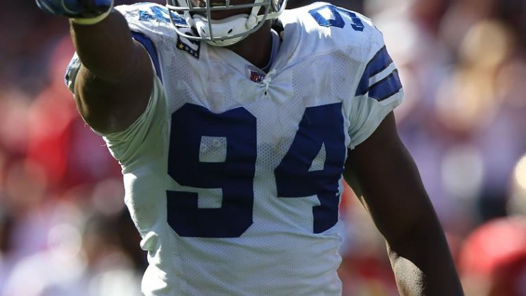 <b>Outside linebacker</b>: DeMarcus Ware, Cowboys