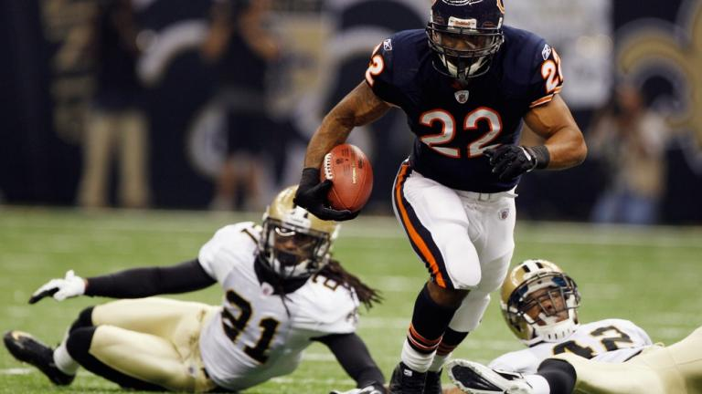 <b>Running Back:</b> Matt Forte, Bears