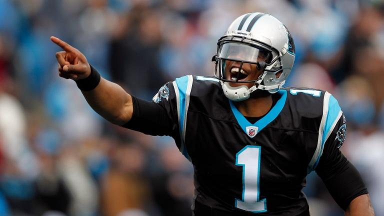 <b>Offensive rookie:</b> Cam Newton, Panthers