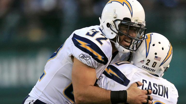 <b>Safety:</b> Eric Weddle, Chargers