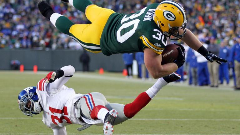 Giants 37, Packers 20