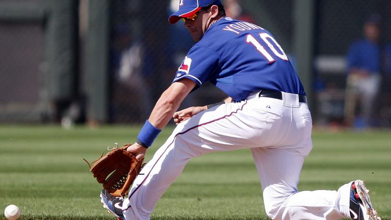 Michael Young, Rangers
