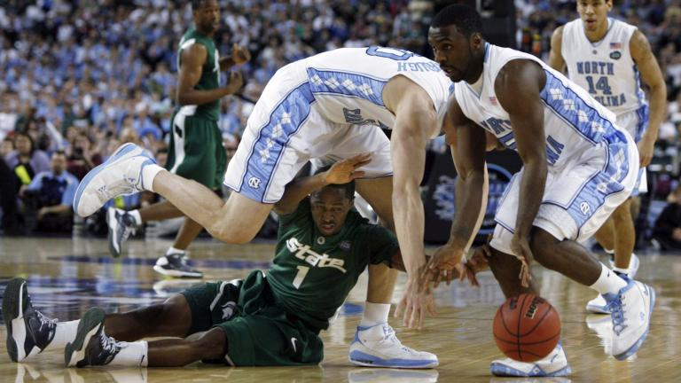 North Carolina 89, Michigan State 72