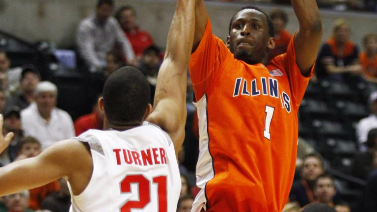 D. J. Richardson, <br><i>Illinois Illini</i>