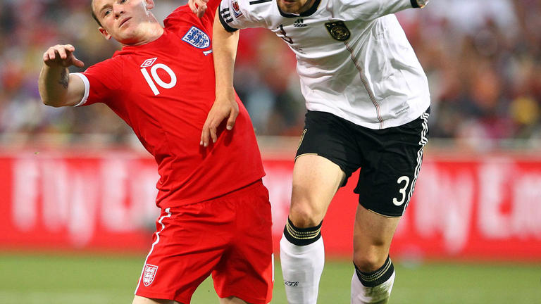 Rough go for Rooney