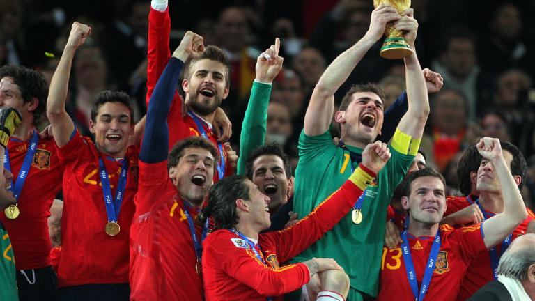 Reign of Spain