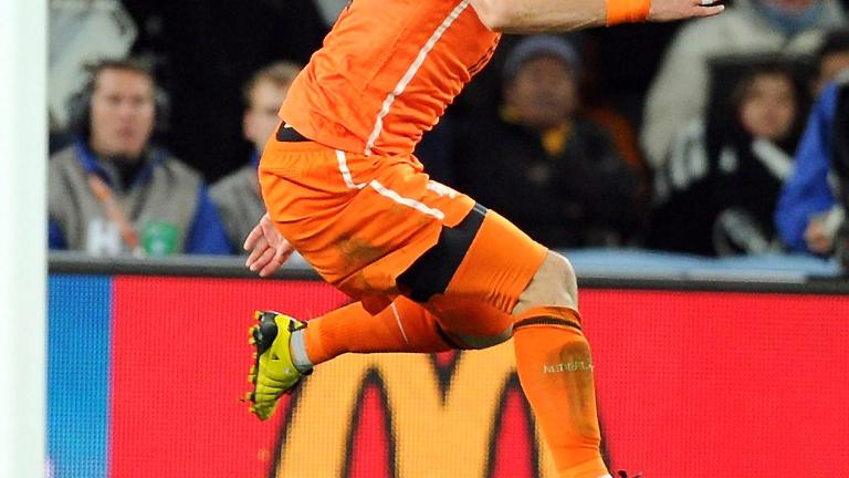 Robbed Robben
