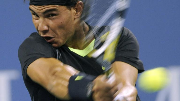 Forceful forehand