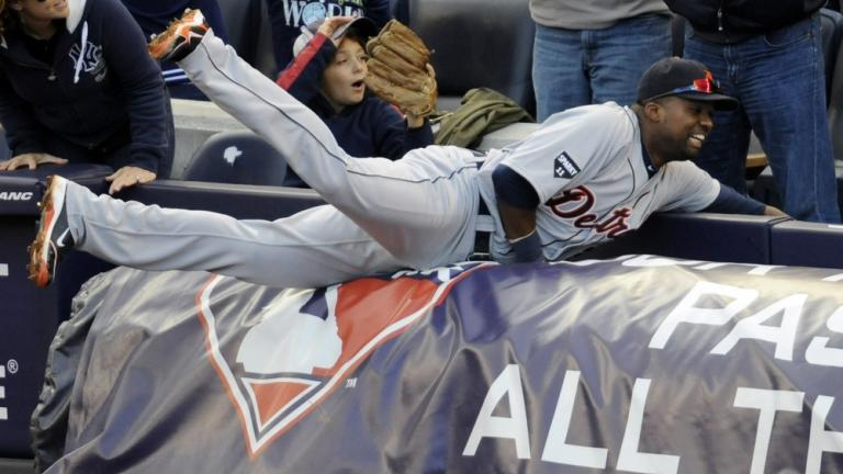 ALDS Game 2: Tigers 5, Yankees 3