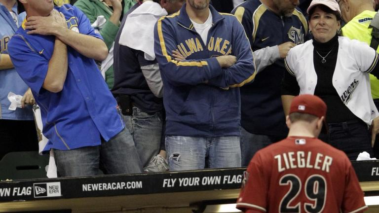 NLDS Game 2: Brewers 9, Diamondbacks 4