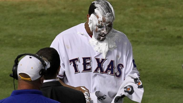 ALCS Game 2: Rangers 7, Tigers 3
