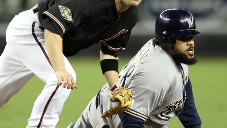 NLDS Game 4: Diamondbacks 10, Brewers 6