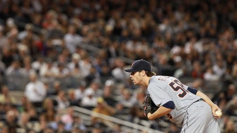 ALDS Game 5: Tigers 3, Yankees 2