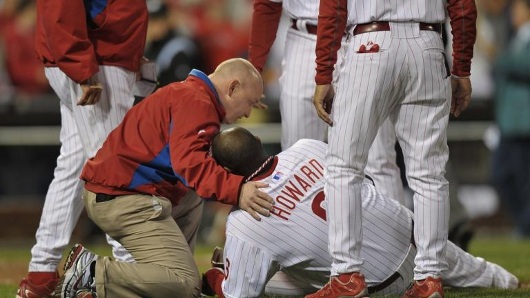 NLDS Game 5: Cardinals 1, Phillies 0