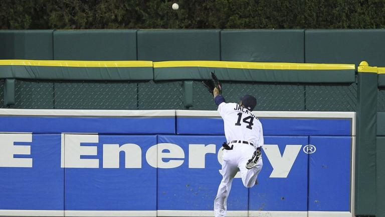 ALDS Game 3: Tigers 5, Yankees 4