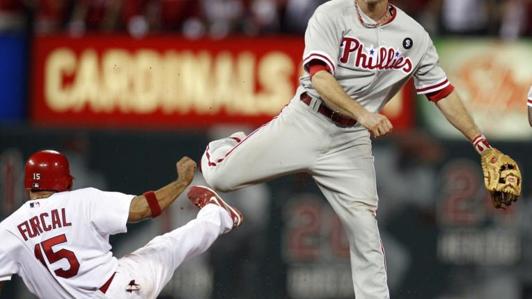 NLDS Game 3: Phillies 3, Cardinals 2