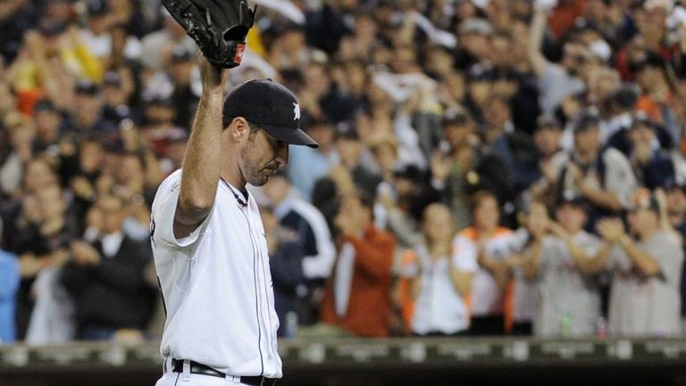 ALCS Game 5: Tigers 7, Rangers 5