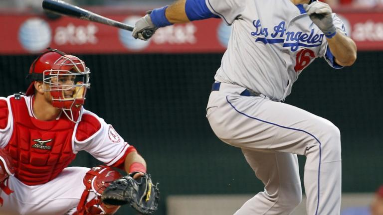 NL OF: Andre Ethier, Dodgers