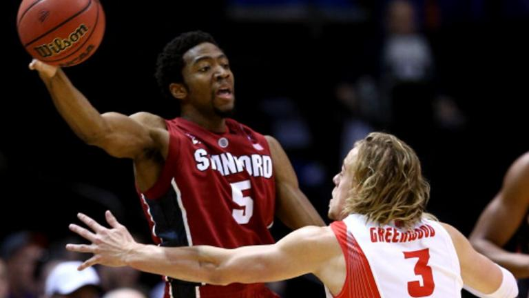 Second Round: (10) Stanford 58, (7) New Mexico 53