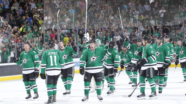 Dallas Stars: (2) Wild Card West