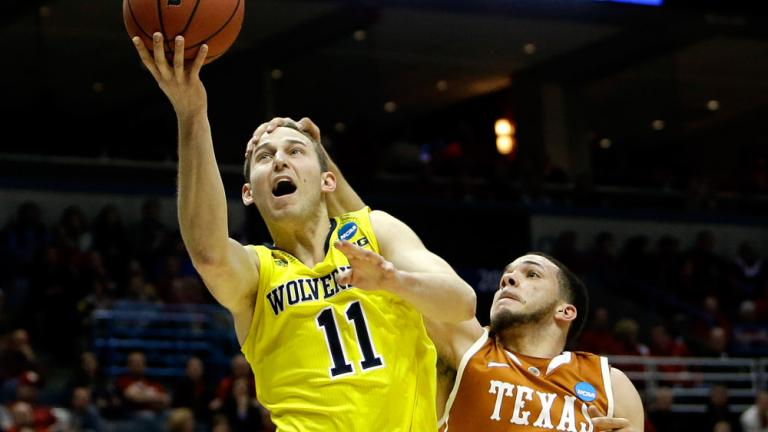 Third Round: (2) Michigan 79, (7) Texas 65