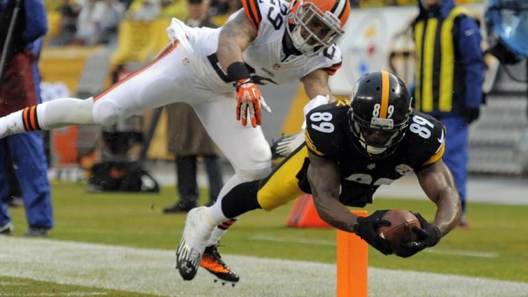 Steelers 20, Browns 7